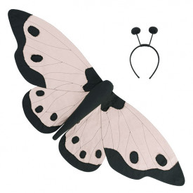Ailes de papillon Lucy - Powder