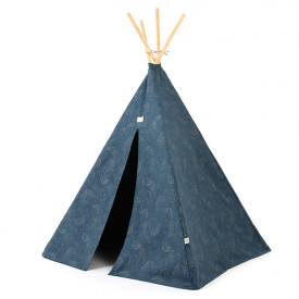 Tipi Phoenix Bubble - Elements - Bleu nuit / Or