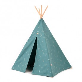Tipi Phoenix Secrets - Elements - Vert / Or