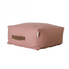 Pouf Rectangulaire Kasbah Pure Line - Rose
