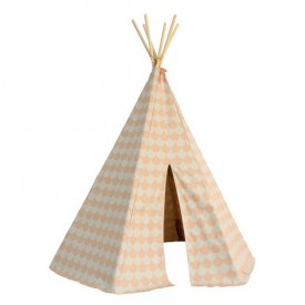 Tipi Arizona - Ecailles - Rose