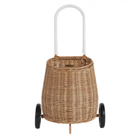 Panier Luggy - Medium - Naturel
