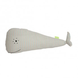 Coussin Baleine Moby