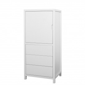 Armoire Joy Small - Blanc