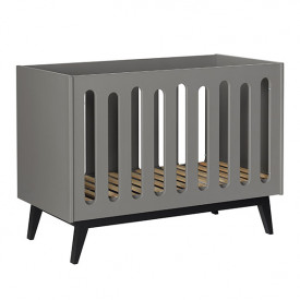 Lit bébé évolutif Trendy 60 x 120 cm - Royal Oak