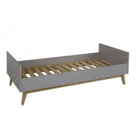 Lit Simple Trendy 90 x 200 cm - Griffin Grey