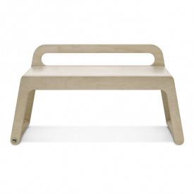Banc BB 90 cm - Naturel
