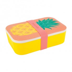 Eco Lunch Box - Ananas
