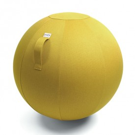 Ballon d'assise LEIV 65 cm - Moutarde