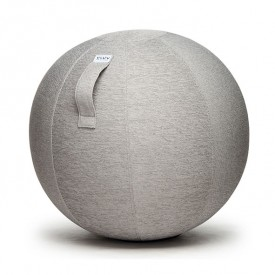 Ballon d'assise STOV 65 cm - Gris clair