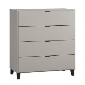 Commode Simple - Gris