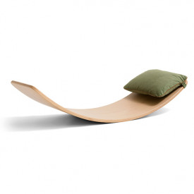 Coussin pour Wobbel Board XL - Olive
