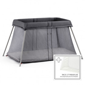 Lit Parapluie Easy Go Bundle - Anthracite