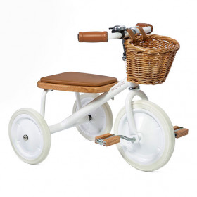 Tricycle - Blanc