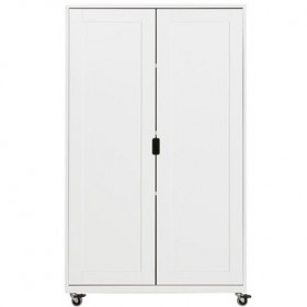 Commode 2 portes L Mix & Match - Blanc