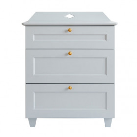 Commode Carla - Gris