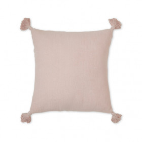 Coussin Chevrons - Rose