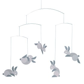 Mobile Lapins
