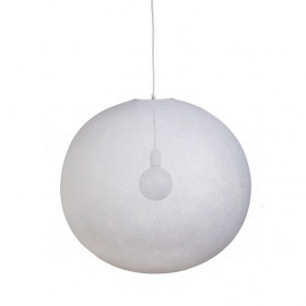 Suspension Globe Light - XXL - Blanc
