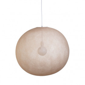 Suspension Globe Light - XXL - Sahara
