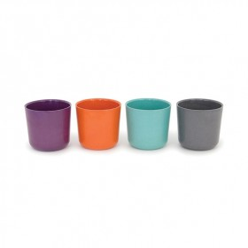 Set de 4 gobelets - Prune