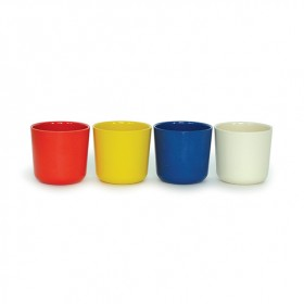 Set de 4 gobelets - Rouge