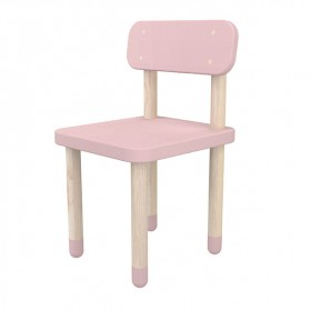 Petite chaise PLAY - Rose