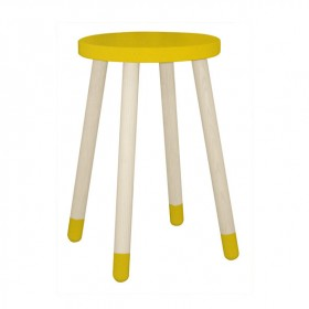 Table d'appoint PLAY - Jaune