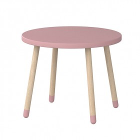 Petite table PLAY - Rose