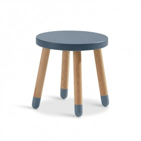 Petit tabouret PLAY - Blueberry