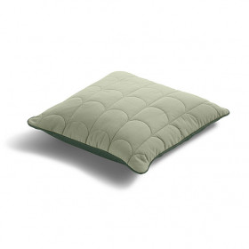 Coussin Room 40 x 40 - Vert Mousse