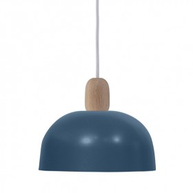Suspension Nina - Bleu Gris
