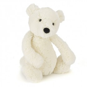 Peluche Ours Polaire Bashful (31 cm)