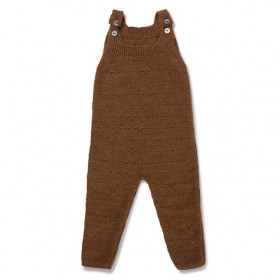 Combinaison Tricot Milly - Amande
