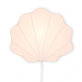 Applique murale Coquillage - Blush