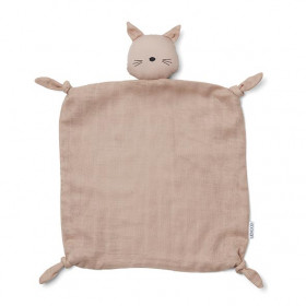 Doudou Chat - Rose