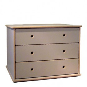 Commode 3 tiroirs David