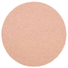 Tapis Rond 120 cm - Merle