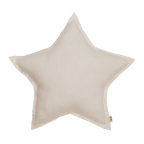 Coussin Etoile - M - Natural
