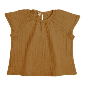 T-Shirt Clara - 1-2 ans - Gold