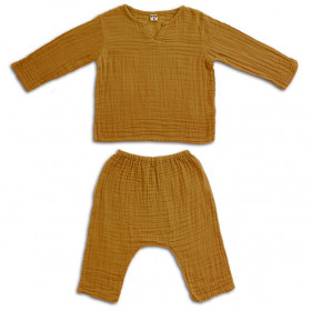 Ensemble Pyjama Zac - 1-2 ans - Gold