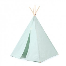 Tipi Phoenix Bubble - Elements - Aqua / Blanc