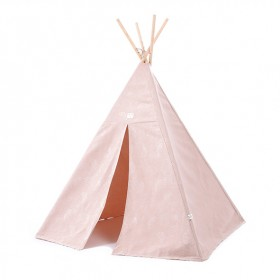 Tipi Phoenix Bubble - Elements - Rose pâle / Blanc