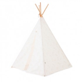 Tipi Phoenix Bubble - Elements - Blanc / Or