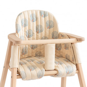 Coussin d'assise Growing Green - Gatsby Crème