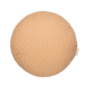 Coussin Rond Sitges 45 cm Pure Line - Nude