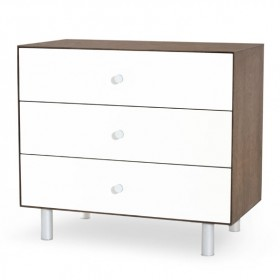 Commode Merlin 3 tiroirs - Classic  - Noyer