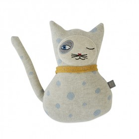 Peluche Chat Baby Benny