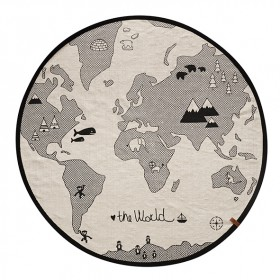 Tapis The World