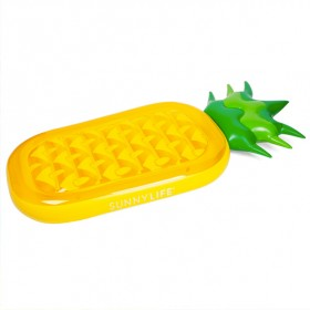 Matelas gonflable géant Ananas